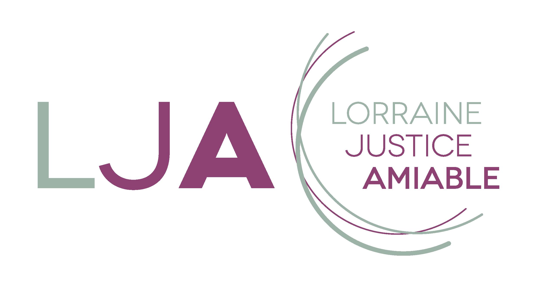 logo lorraine justice amiable lja